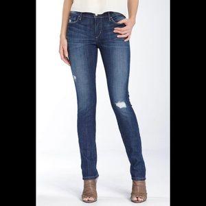 Joes cigarette jeans size 27